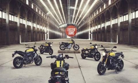 Yamaha: 60 χρόνια ζωής