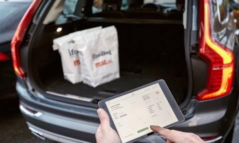 Volvo: Νέα τεχνολογία on line αγορών