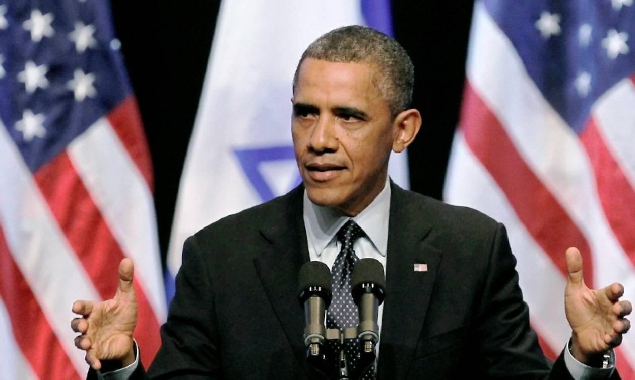 Συνάντηση Ομπάμα με συμβούλους εθνικής ασφάλειας