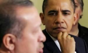Ερντογάν και Ομπάμα συμφώνησαν στην ανάγκη αποκλιμάκωσης της έντασης