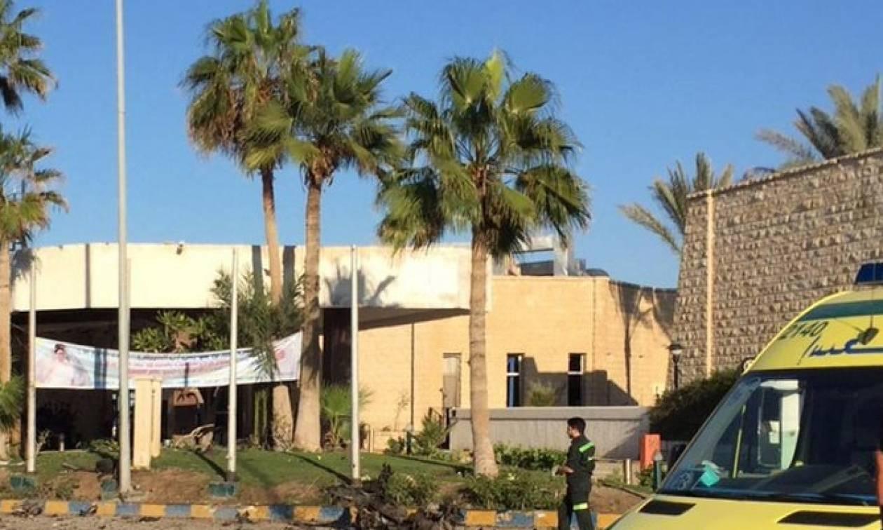 Αίγυπτος: Τους επτά έφτασαν οι νεκροί από την επίθεση αυτοκτονίας στο ξενοδοχείο