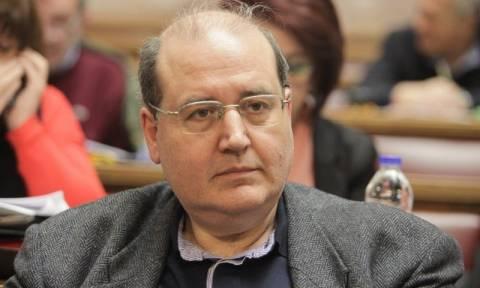 Φίλης για κατάρριψη: «Προσπάθεια επανατοποθέτησης της Τουρκίας στη συριακή κρίση»