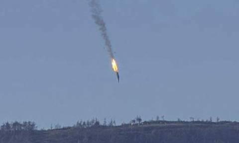 Κατάρριψη ρωσικού μαχητικού - Ανησυχία στην Άγκυρα για πιθανά αντίποινα