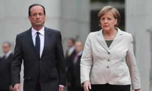 Μέρκελ - Ολάντ: Έκκληση για αποκλιμάκωση της έντασης μεταξύ Ρωσίας - Τουρκίας