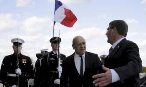 «Στρατιωτική υποστήριξη στη Γαλλία από τους 27 εταίρους της ΕΕ»