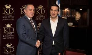 «Άμεσα βήματα για την προώθηση της συνεργασίας Ελλάδας – Ισραήλ στον τομέα της ενέργειας»