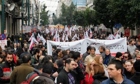 ΓΣΕΕ: Γενική απεργία στις 3 Δεκεμβρίου