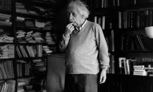 Οι οκτώ αλήθειες του Αϊνστάιν σχετικά με τον πόλεμο