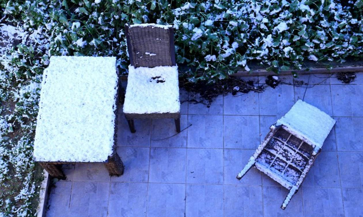 Χαλάει κι άλλο ο καιρός - Πού θα πέσουν τα πρώτα χιόνια