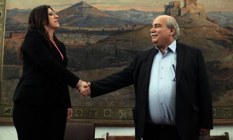Βολές Κωνσταντοπούλου κατά Βούτση: Το άκρον άωτον της φαυλοκρατίας