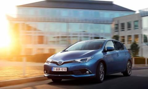 Toyota: Η πιο επιτυχημένη μάρκα στη Αναφορά TÜV 2016