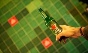 Με ένα μεγάλο street party γιόρτασε η Heineken την αποκάλυψη  του «Μωσαϊκού της Αθήνας»