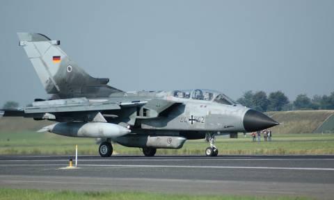 H Γερμανία στέλνει μαχητικά αεροσκάφη Tornado και φρεγάτα κατά των τζιχαντιστών στη Συρία