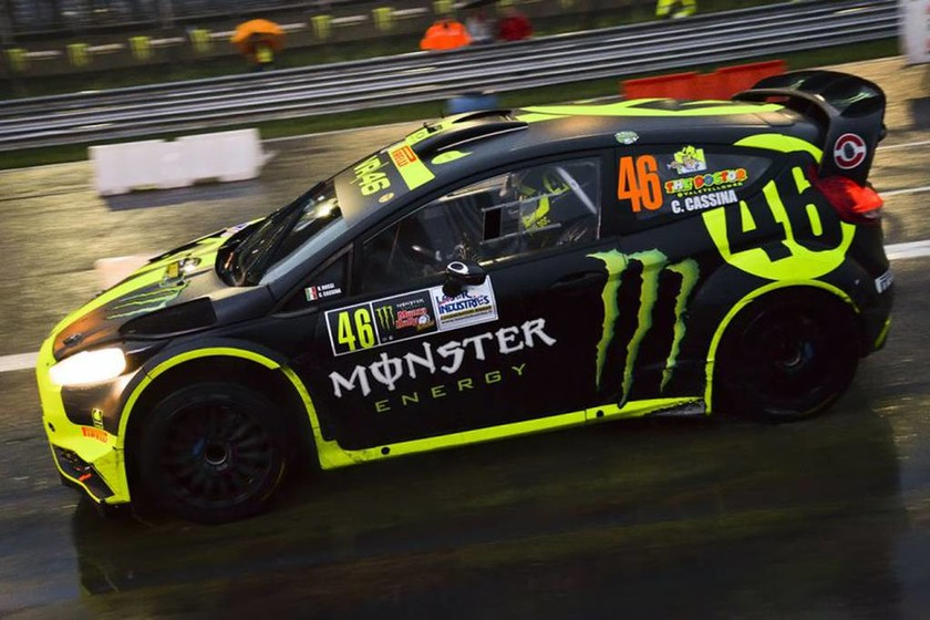 Η συμμετοχή του Rossi για το 2014