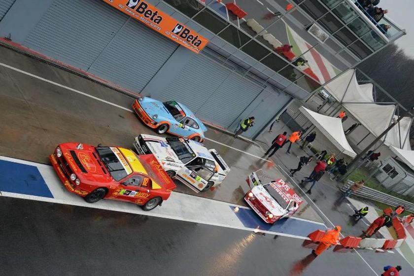 Εκτός από τα αυτοκίνητα WRC στον αγώνα λαμβάνουν μέρος και κλασσικά αυτοκίνητα