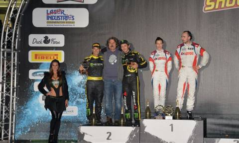 Monza Rally Show 2015: Ο Rossi, o Cairoli, o Neuville και όλοι οι άλλοι (photos)
