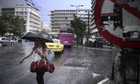 Γενική Γραμματεία Πολιτικής Προστασίας: Τι να προσέξετε σε περίπτωση έντονων βροχοπτώσεων