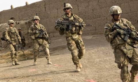 Αμερικανοί στρατιώτες έφθασαν στο Κομπάνι