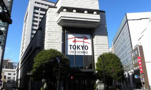 Με άνοδο άνοιξε ο Nikkei στο Τόκιο