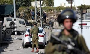 Νεκρός Παλαιστίνιος έπειτα από επίθεση κατά Ισραηλινών στρατιωτών