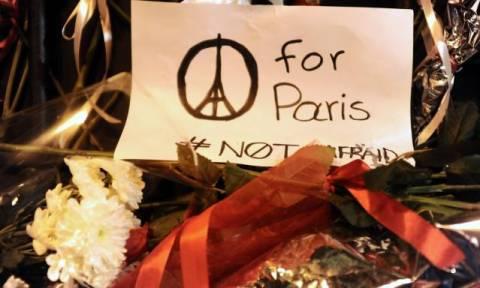 Τρομοκρατική επίθεση Γαλλία: Φόρο τιμής στα θύματα αποτίει το Παρίσι