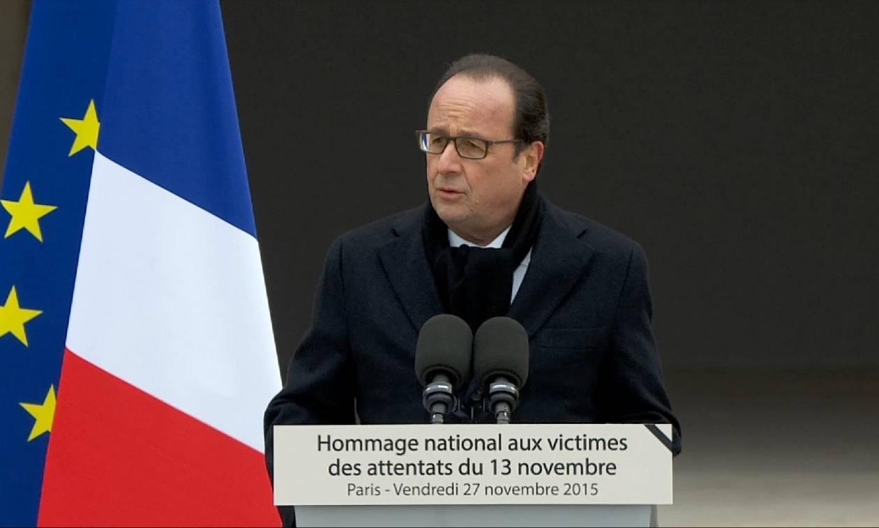 Τρομοκρατικό χτύπημα Παρίσι: «Η Γαλλία κλαίει σήμερα…» (photos)
