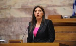 Μαίνεται η κόντρα Ζωής Κωνσταντοπούλου με υπαλλήλους της Βουλής