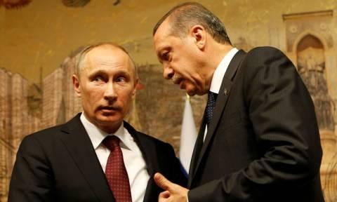Ερντογάν σε Πούτιν: Μην παίζετε με τη φωτιά - Αρνείται να τον δει ο Ρώσος πρόεδρος