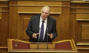 Λεβέντης: Θα στηρίξω Τσίπρα αν δεχτεί τα «εννέα σημεία» της Ένωσης Κεντρώων