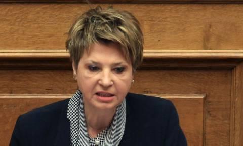 Γεροβασίλη: Θετικό βήμα η συνάντηση των πολιτικών αρχηγών