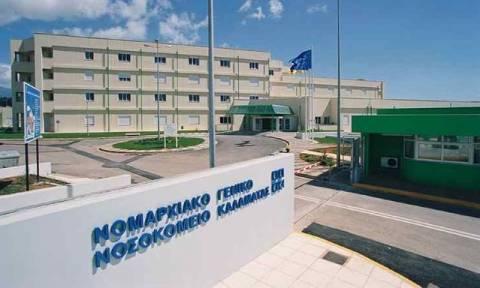 Έξι επικουρικοί γιατροί τοποθετούνται στο νοσοκομείο Καλαμάτας