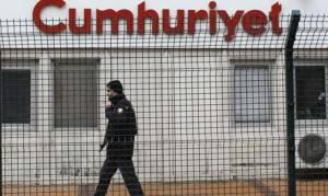Τουρκία: Διαδήλωση κατά της φυλάκισης 2 δημοσιογράφων