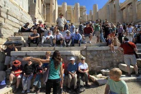 Αύξηση 162% στις επισκέψεις Αυστραλών στην Ελλάδα