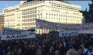 Ξανά στην Αθήνα οι αγρότες της Κρήτης την Πέμπτη (3/12)