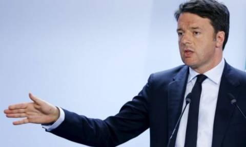 Ιταλία: Συνάντηση Μπάιντεν–Ρέντσι με φόντο την καταπολέμηση της τρομοκρατίας