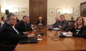 Σύσκεψη πολιτικών αρχηγών – Τι θα ζητήσει ο Τσίπρας;