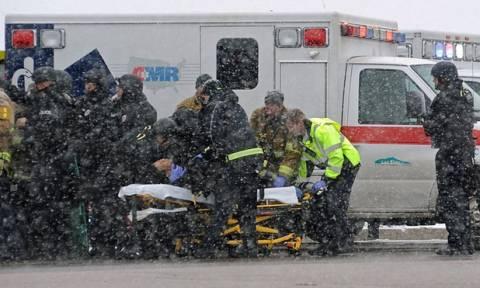 Κολοράντο: Τρεις νεκροί από εισβολή ενόπλου σε κλινική αμβλώσεων