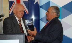 Αυστραλία: Η Ομοσπονδία Συλλόγων Ελλήνων Ηλικιωμένων τίμησε τρία ξεχωριστά πρόσωπα της Ομογένειας