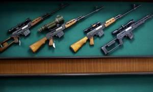 Η μαύρη αγορά όπλων στα Βαλκάνια εξοπλίζει τους τζιχαντιστές