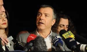 Συμβούλιο Πολιτικών Αρχηγών - Θεοδωράκης: Ο δρόμος που τραβάει ο Τσίπρας είναι λάθος
