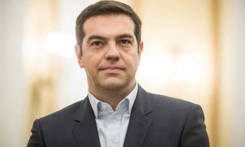 Συμβούλιο πολιτικών αρχηγών: Αναμένεται δήλωση Τσίπρα