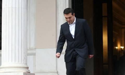 Δείτε live τις δηλώσεις Τσίπρα μετά τη σύσκεψη των πολιτικών αρχηγών