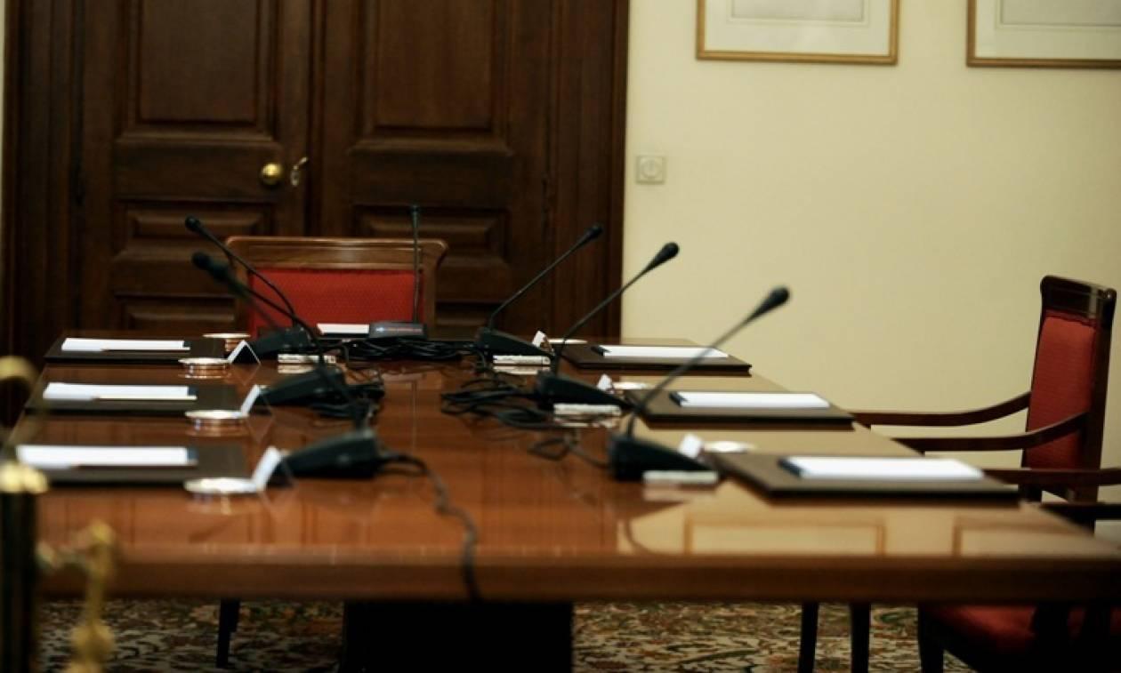 Συμβούλιο πολιτικών αρχηγών: Το απόλυτο φιάσκο μιας κυβέρνησης που παραπαίει
