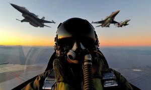 Ακούστε τις βρισιές των Ελλήνων πιλότων στις αερομαχίες με τους Τούρκους (vid)