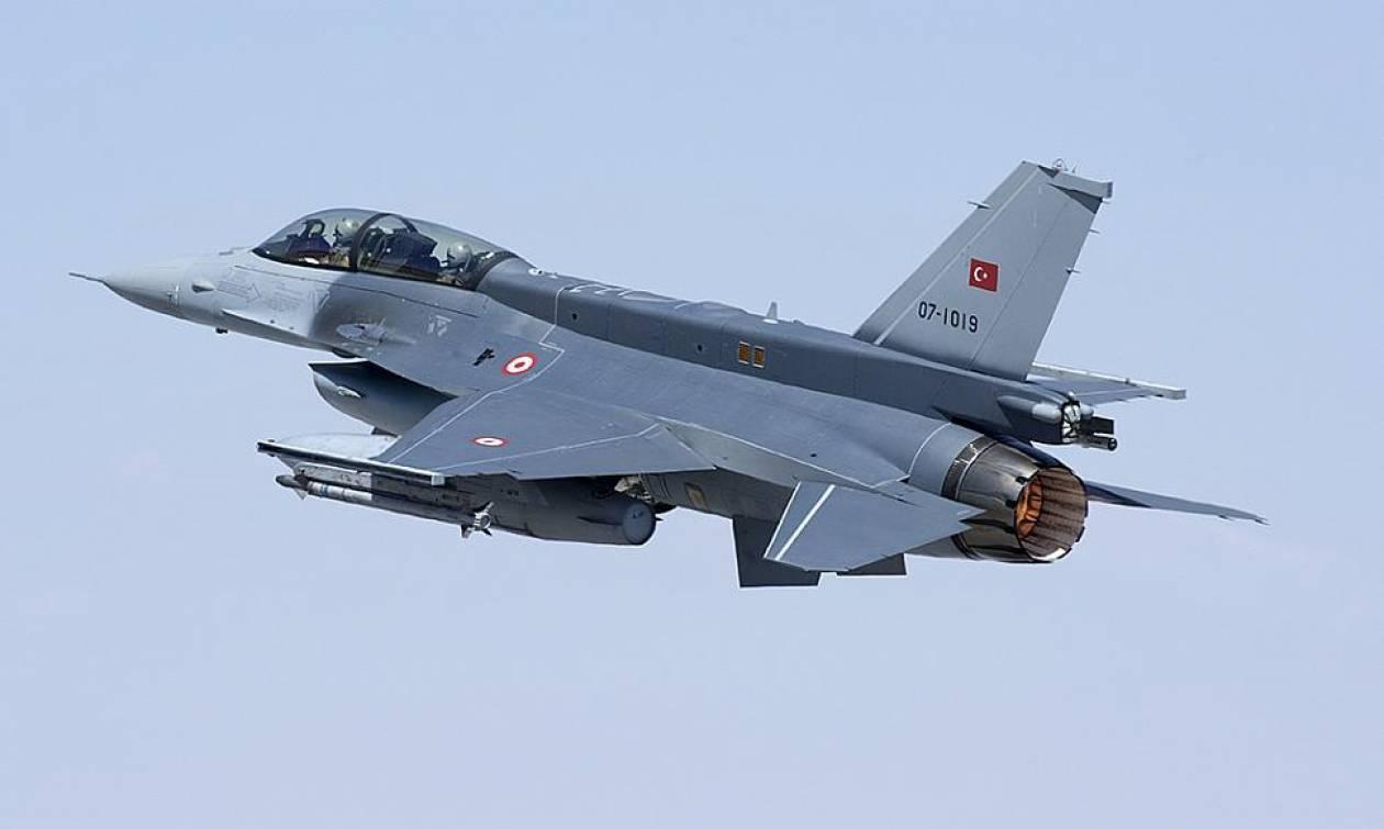 Russia Today: Σταμάτησαν οι υπερπτήσεις τουρκικών αεροσκαφών στο Αιγαίο