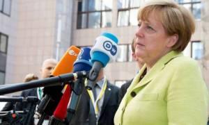 Σύνοδος Κορυφής - Μέρκελ: Πρέπει να εργαστούμε από κοινού πιο στενά με την Τουρκία