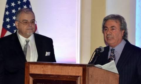 Με το βραβείο «Φειδιππίδης» τιμήθηκε ο ομογενής επιχειρηματίας Νίκος Μούγιαρης