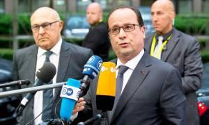 Σύνοδος Κορυφής – Φρανσουά Ολάντ: Η συνεργασία της ΕΕ με την Τουρκία είναι απαραίτητη