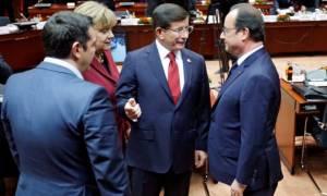 «Πανηγυρίζει» ο Νταβούτογλου: Η Τουρκία είναι μέλος της Ευρωπαϊκής οικογένειας