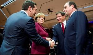 Σύνοδος Κορυφής: Πιέσεις προς την Τουρκία για καταπολέμηση των διακινητών